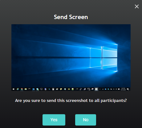 This image has an empty alt attribute; its file name is Send-screen.png